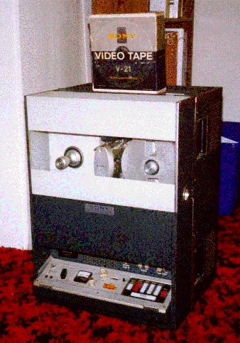 ampex vtr organization essay Videotape recorder (vtr) inventor charles  in 1952, ginsburg began working  for ampex  the vtr is said to have revolutionized television broadcasting.